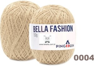 Bella Fashion , 150g, 0004 - Cru - TEX 295