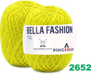 Bella Fashion , 150g, 2652 - New Wave - TEX 295