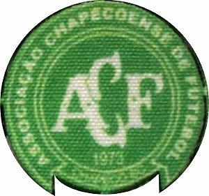 Emblema Termocolante Chapecoense - Tamanho 23 mm - (Venda por par)