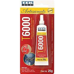 Cola Permanente Tekbond T6000 25g