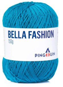 Bella Fashion , 150g, 1508 - Cancum Azul - TEX 295