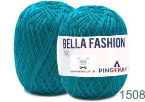 Bella Fashion , 150g, 1508 - Cancum Azul - TEX 295