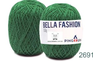 Bella Fashion , 150g, 2691 - Soldado  verde - TEX 295