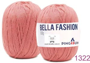 Bella Fashion , 150g, 1322 - Geranio - TEX 295