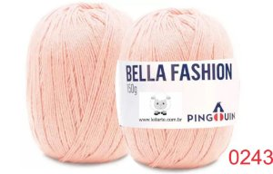 Bella Fashion , 150g, 0243 - Aquarele Rosado - TEX 295