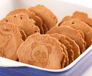 Cookies Sembei C/ Gergelim