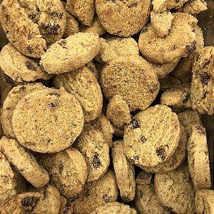 Cookies de Laranja e Mamão Zero Açúcar