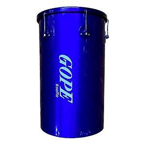 Rebolo Tantan Gope Reto Alumínio 12Pol. 50cm Napa Self Azul