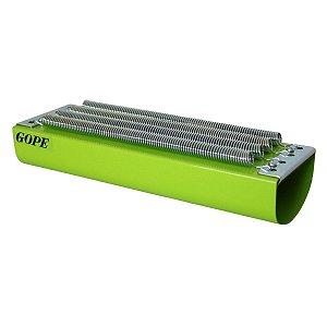 Reco Reco Gope 4 Molas Alumínio Verde Limão 767VL