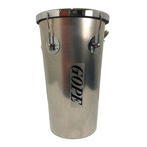 Rebolo Gope Cônico 10'' x 45cm Alumínio lal4510tmacr