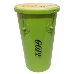 Rebolo Gope Cônico 10 Pol. 45cm Verde Limao Lal4510tmavl
