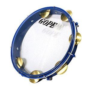 """Pandeiro Gope Super Leve 11"""" Aprendendo Percussão"""