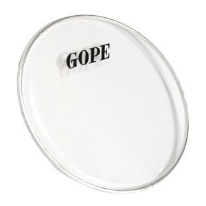 "Pele Gope 12"" Transparente Cristal"