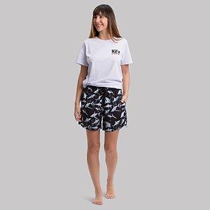 Shorts Tubarão