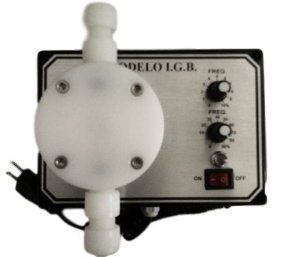 Bomba Dosadora de Diafragma Eletromagnética 5 a 50 Litros por Minuto