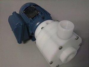 Bomba Centrifuga para Química  de selo Mecânico
