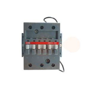 Contator 3P AE50-30 100A 125DV Contato 1NA + 1NF