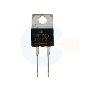 Diodo Schottky MBR1660