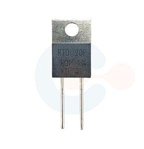 Resistor de Potência 0,01R 20W - 1% - RTO020FR0100FTE3 - Vishay