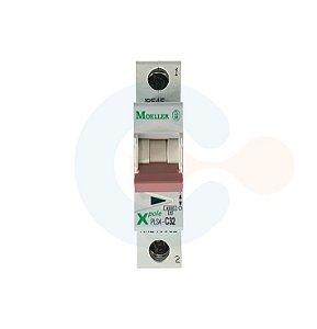 Mini Disjuntor 1P PLS4 Curva C 32A 4,5kA
