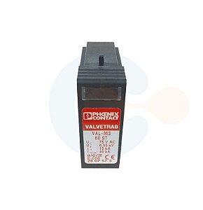Protetor de Surto Plug In VAL-MS-60-ST 75VCA 15kA Classe II