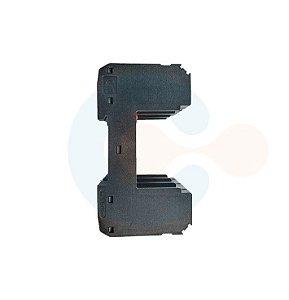 Base p/ Protetor de Surto Plug In VAL-MS 750/30/3+0-FM