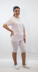 73 - Camiseta Gola Careca Manga Curta