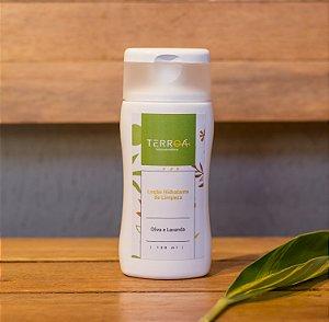 Loção Hidratante de Limpeza • Oliva e Lavanda