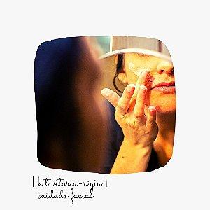 Kit Vitória Régia • Cuidado facial