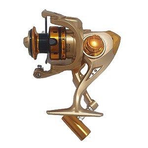 Molinete Pesca 5 Rolamentos Mr3000 24 Libras Ultra Ligth