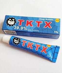 Pomada Anestésica TKTX Azul 39,9% [Original]