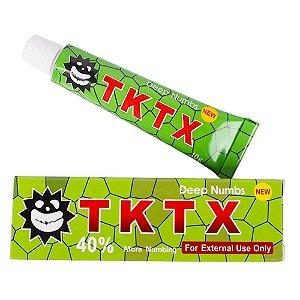 Pomada Anestésica TKTX Verde 40% [Original]