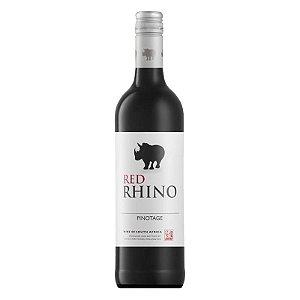 VINHO TINTO RED RHINO PINOTAGE 2016