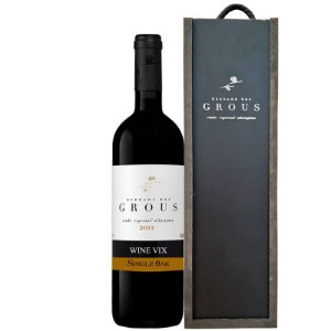 VINHO TINTO HERDADE DOS GROUS SINGLE  OAK MAGNUN  2017