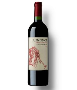 VINHO TINTO ANNONCE DE BÉLAIR-MONANGE SEGUND VIN 2015
