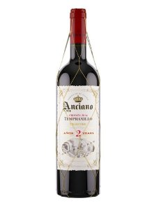 KIT 6 ANCIANO WINES CRIANZA 2 ANOS TEMPRANILLO 2015
