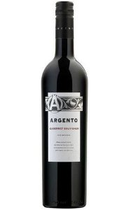 VINHO TINTO ARGENTO CABERNET SAUVIGNON 2019