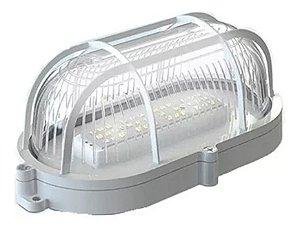 Luminária Tartaruga Alumínio Led 7w Branca Liege - 856509