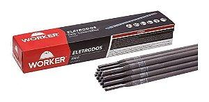 ELETRODO REVESTIDO E 7018 4,00MM WORKER 347019