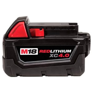 BATERIA LÍTIO ION DE 18V 4AH MILWAUKEE 48112159