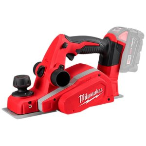 "PLAINA M18 18V 3.1/4"" SEM BATERIA MILWAUKEE 262320"