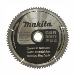 SERRA TCT 255X30MM 80 DENTES MAKITA B19451