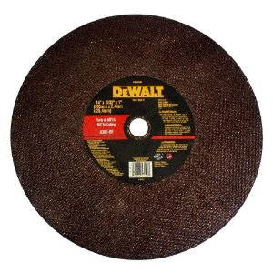 DISCO DE METAL PARA METAL 14'' X 5MM X 1'' DEWALT DW44621
