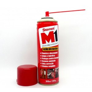 MICRO ÓLEO ANTICORROSIVO SPRAY M1 300ML STARRETT M1