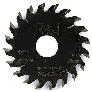SERRA RISCADOR 100X2,8.4,4X25,4XX20T RAZI 12873