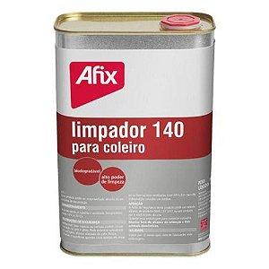 LIMPADOR 140 PARA COLEIRO DE COLADEIRAS DE BORDA 1 LITRO AFIX
