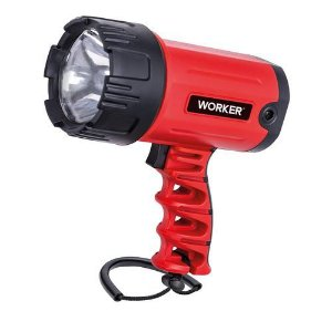 LANTERNA RECARREGÁVEL SUPER LED 200 LUMENS WORKER 886874
