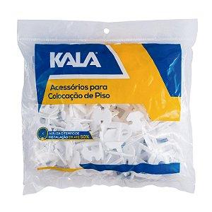 ESPAÇADOR NIVELADOR PISO 1,0MM 100 UNIDADES KALA 844322