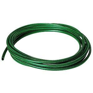 MANGUEIRA ESPECIAL FLEX VERDE PVC 1/2'' 10 METROS TRAMONTINA