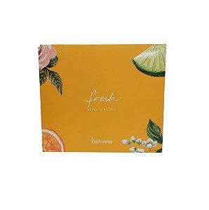 Via Aroma Kit Fresh Desodorante - Apple & Peony